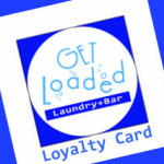 Get Loaded Loyalty Card designed by Kathleen E. Wilson | © 2013
